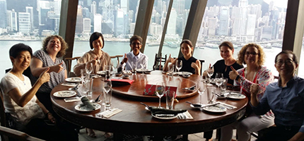 ABE Asia Pacific regional meeting attendees