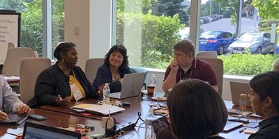 North America regional meeting attendees